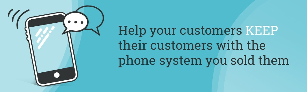 On-hold messages help your customers keep their customers